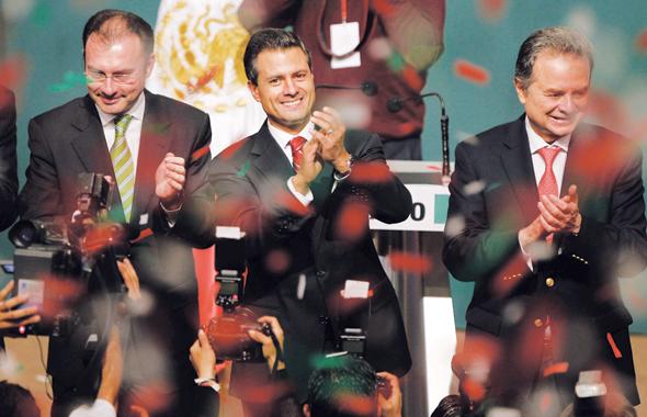 מקסיקו - הנשיא אנריקה פניה נייטו: נוזקות שהותקנו בראוטרים של המתחרים אפשרו לצותת להם