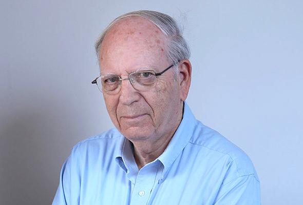 ראש המוסד לשעבר אפרים הלוי, צילום: עמית שעל