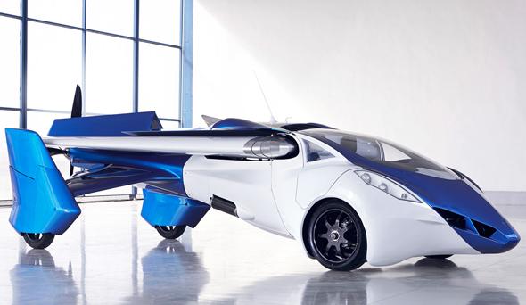 המכונית המעופפת של Aeromobil
