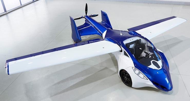 """בחברה מכנים אותה """"כלי טייס משולב וכן מכונית מתפקדת על 4 גלגלים עם מנוע היברידי"""""""