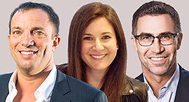 ועידת ניו יורק 2017 ריק סקנלון אפי אפשטיין ו מיטש גרבר