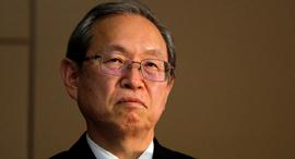 נשיא טושיבה סאטושי צונאקאווה, צילום: רויטרס