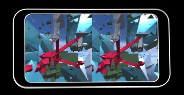 גוגל webvr מציאות מדומה cardboard, צילום: google