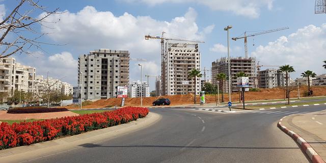 דירת 3 חדרים בפרויקט ארזים בנס ציונה נמכרה ב-1.4 מיליון שקל