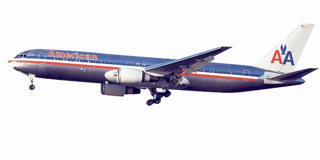 מטוס בואינג 767 של אמריקן איירליינס , צילום: בלומברג