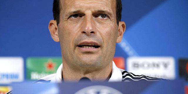 מאמן יובנטוס אלגרי, צילום: איי אף פי
