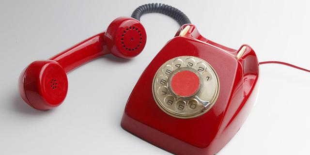 שוק התקשורת מנתק את קו הטלפון הביתי