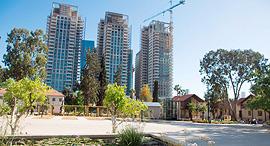 מתחם שרונה ב תל אביב בנייני מגורים, צילום: תומי הרפז