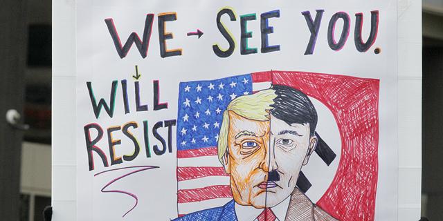 """""""יש רגעים בהיסטוריה שבהם חייבים להגיב מהר"""": אמריקה של טראמפ לאור אירופה שלפני מלחמת העולם השנייה"""