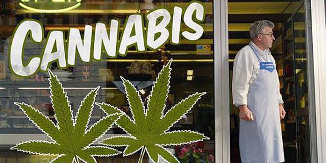 """חנות מריחואנה בארה""""ב, צילום: YOUTUBE"""