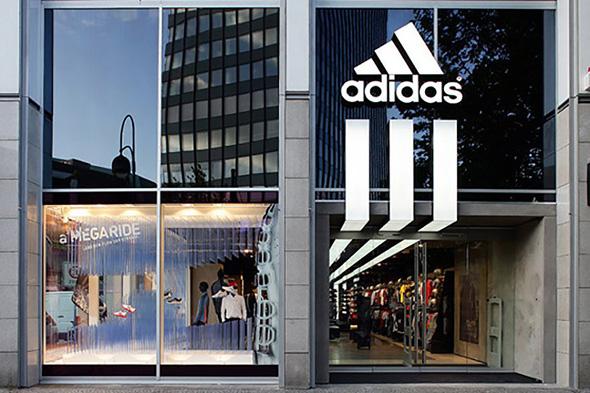 חנות ספורט אדידס, צילום: adidaswebs