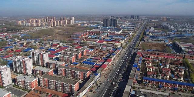 כפולה מניו יורק: כך תיראה עיר העתיד של סין