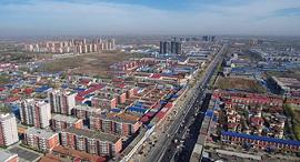שיאונג אן אזור כלכלי סין xiongxian xiongan, צילום: Xinhua