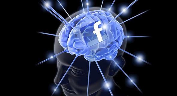 פייסבוק רוצה גישה לפעילות החשמלית בגוף. אילוסטרציה