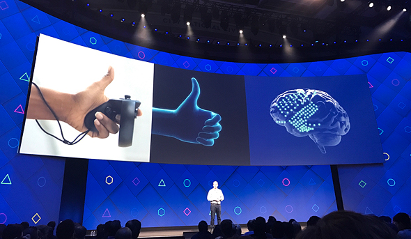 מהמחשב ישר למוח. אירוע F8 של פייסבוק