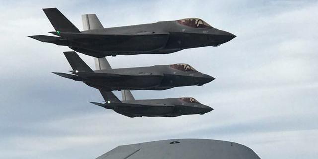 """משרד הביטחון השלים רכישת 17 מטוסי F35 נוספים מארה""""ב"""