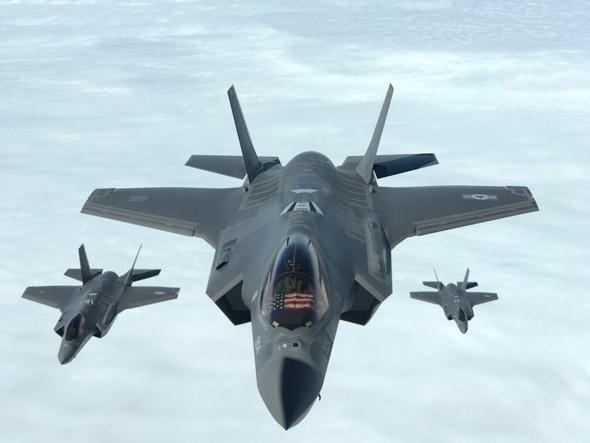 ה-F-35 של חיל האוויר