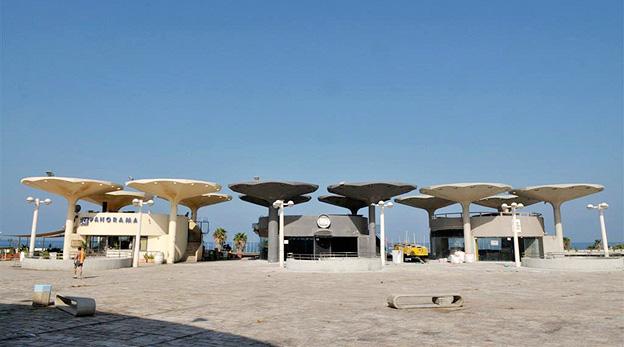 כיכר אתרים פירוק, צילום: עוזי בלומר