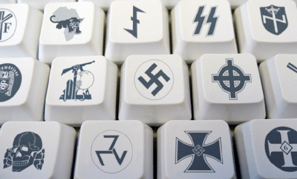 מפיצי השנאה פורחים ברשת