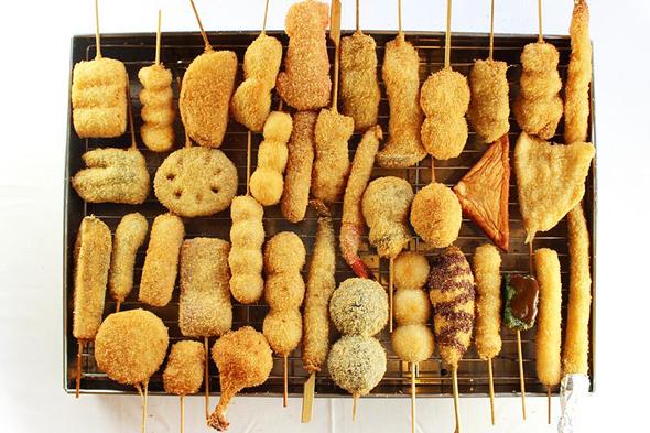 מתכון בשר יפני הירו טנאקה, צילום: Kushikatsu Tanaka Co