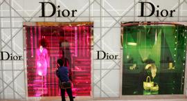 כריסטיאן דיור מותג מותגים אופנה, צילום: בלומברג