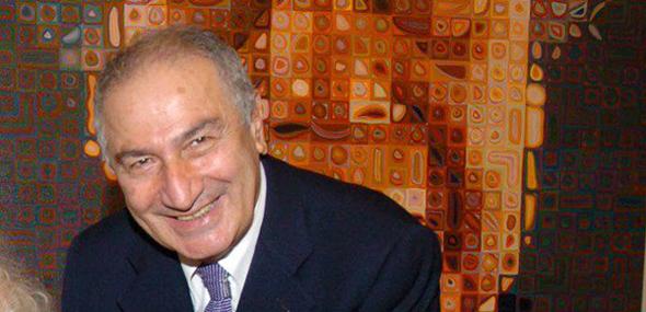 חוזה מוגרבי, אספן אמנות ומשקיע בסטראטאפים ישראלים צעירים