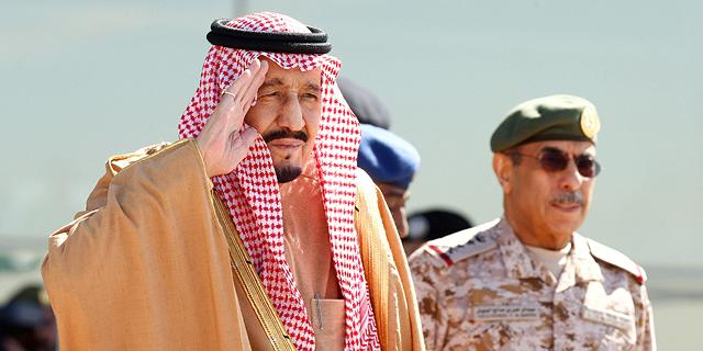 """מהדקים יחסים: סעודיה צפויה להשקיע 40 מיליארד דולר בתשתיות בארה""""ב"""