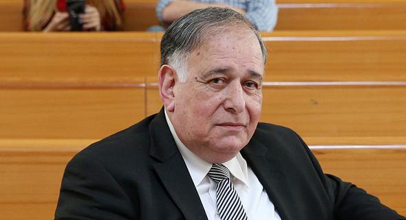 ראש עיריית חיפה לשעבר יונה יהב
