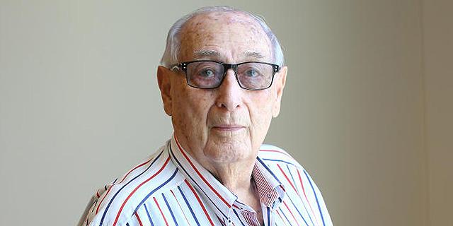 """נפטר עו""""ד ויזם הנדל""""ן אייבי נאמן בגיל 85"""
