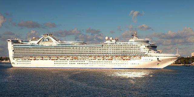 ספינה של קרניבל, צילום: גטי אימג