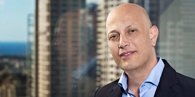 """דוד זהבי, מנכ""""ל משותף בחברת אורבן נדל""""ן ויו""""ר יזמי התמ""""א באזור השרון, צילוםן: assaf pinchuk"""