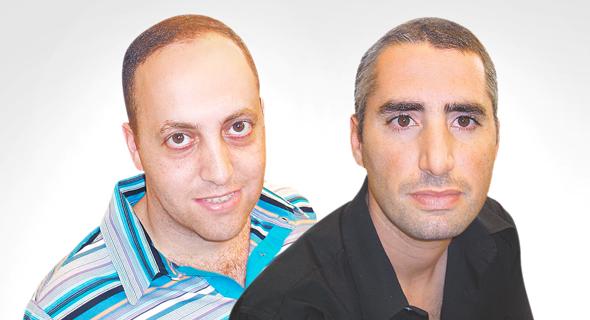 דוד אדרי ו שי בן דוד לשעבר מ פסגות