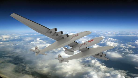 המטוס שמפתחת וולקן אירוספייס
