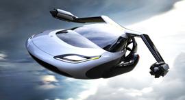 מכונית מעופפת, צילום: spacמפורצ'ן