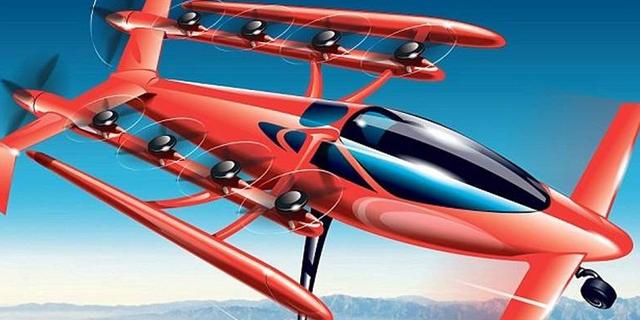 מכונית Zee Aero, צילום: wordless tech