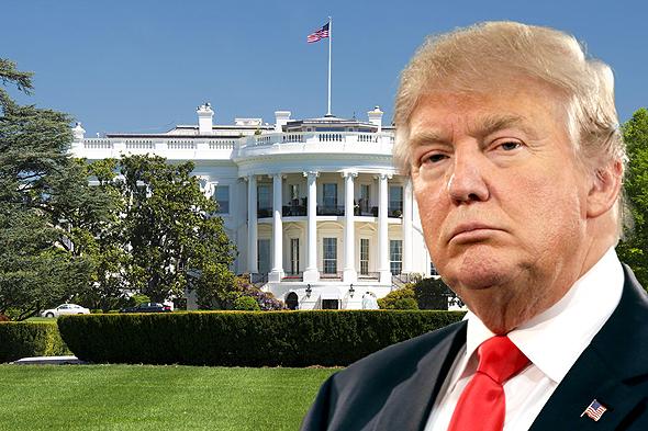 דונלד טראמפ הבית הלבן, צילום: שאטרסטוק , איי פי