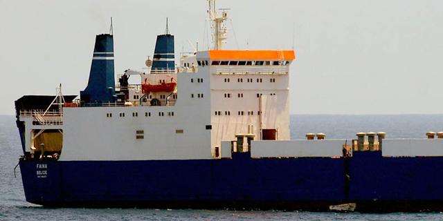 הסערה בעולם הספנות פוגעת בישראל
