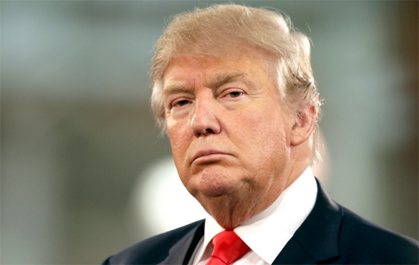 """דונלד טראמפ נשיא ארה""""ב, צילום: איי פי"""