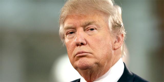"""נשיא ארה""""ב דונלד טראמפ. בניגוד להצהרותיו, בניו יורק טיימס טוענים כי תוכנית המס החדשה תחסוך לו עשרות מיליוני דולרים בשנה, צילום: איי פי"""