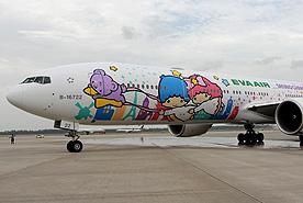 מטוס מקושט, צילום: ויקימדיה