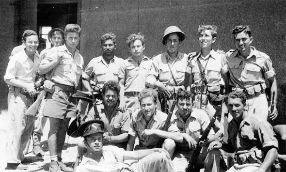"""לוחמי פלמ""""ח בצפת במלחמת השחרור, 1948"""