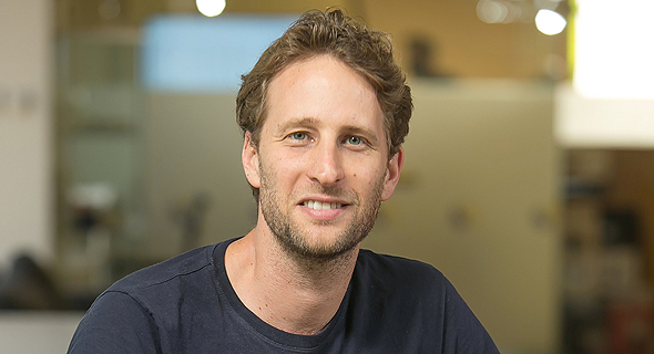 SimilarWeb's founder Or Offer. Photo: Orel Cohen