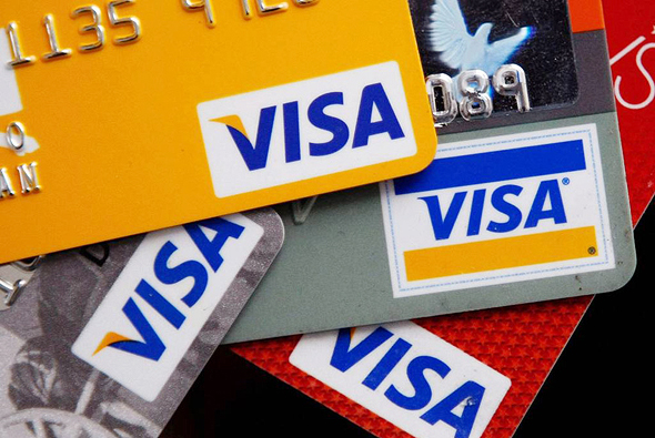 Visa. Photo: Getty Images