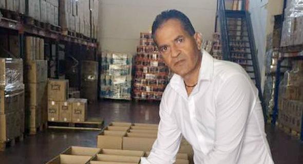 """שמעון סבאג, מנכ""""ל """"קום תיאום בינלאומי"""""""