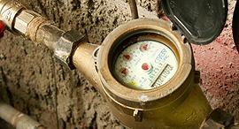 שעון מים מד מים בית משותף, צילום: צביקה טישלר