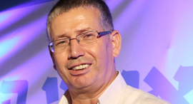 """שמעון בן חמו מנכ""""ל מקורות לשעבר, צילום: שאול גולן"""