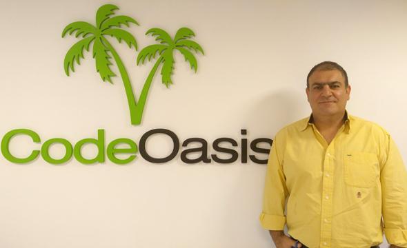 """אמיר גולן, מנכ""""ל משותף CodeOasis"""