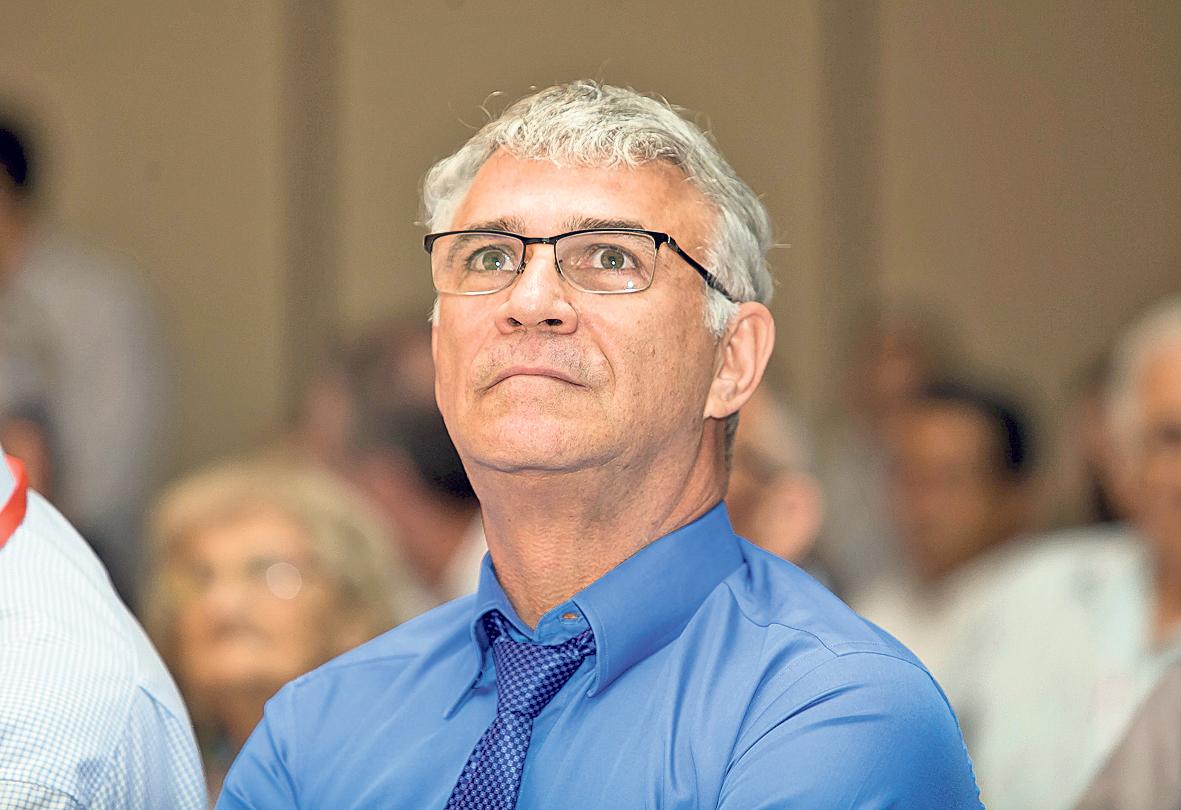 ישי דוידי מנהל קרן פימי, צילום: אוראל כהן