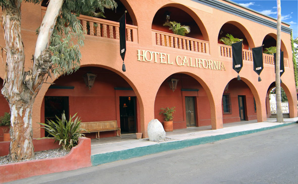 מלון קליפורניה במקסיקו