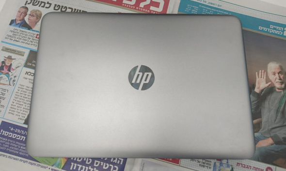 לפטופ HP ELITEBOOK 1040 G3, צילום: ניצן סדן